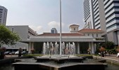 Balaikota Memiliki Masjid, Ahok: Agar Kita Selalu Ingat Tuhan