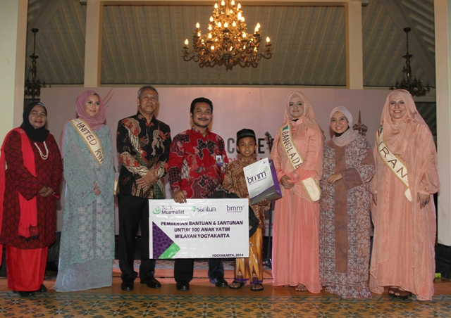 World Muslimah Award 2014 Yogyakarta_BMM Santunan_suara_jakarta