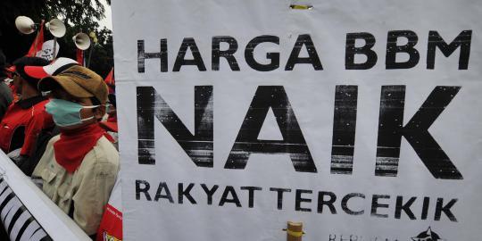SuaraJakaarta.co - BBM Naik