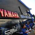 Stan Yamaha pada gelaran Pekan Raya Jakarta (PRJ) di JI Expo kemayoran, Jakarta (20/6). (Foto: Fajrul Islam)