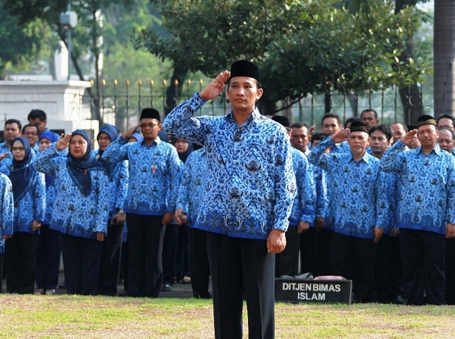 Korps Pegawai Republik Indonesia. (Foto: kemenag.go.id)