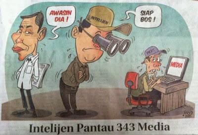 suara jakarta Headline Harian Nasional 9 Januari 2015