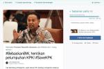 Galang Dukungan untuk Bebaskan BW dan Hentikan Pelumpuhan KPK, Aktivis 98 Memulai Petisi
