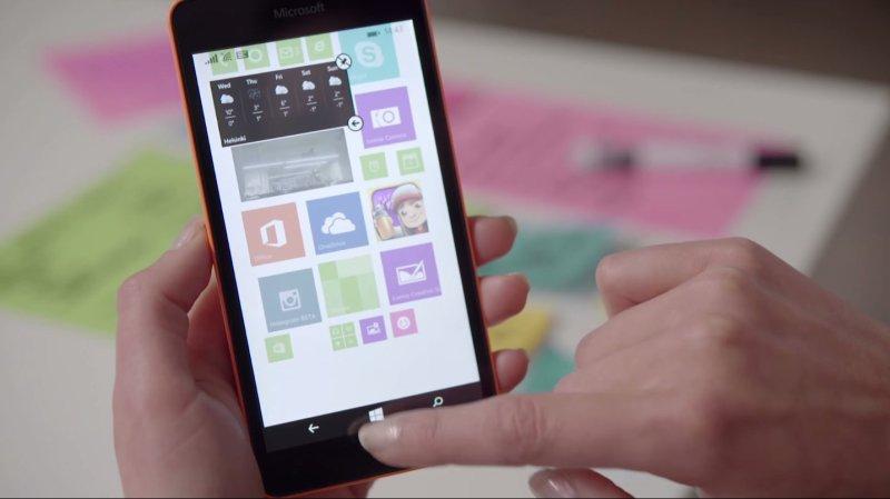 suara jakarta Microsoft-Lumia-535