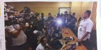 Headline Harian Nasional 27 Januari 2015, KPK Tak Izinkan BW Mundur