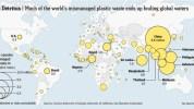 Ilmuwan US: Indonesia dan China Negara Pembuang Sampah Plastik Terbesar