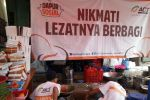 Sentra Dapur Sosial ACT Siap Layani Pengungsi
