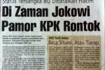 Tidak Ada Alasan Untuk Jokowi Tunda Pelantikan Budi Gunawan