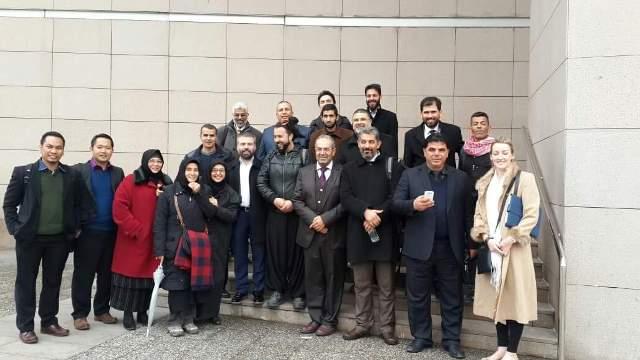 Para Advokat dan Korban Mavi Marmara