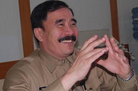 Reydonnyzar Moenek, Dirjen Keuangan Daerah Kemendagri. (Foto: kemendagri.go.id)