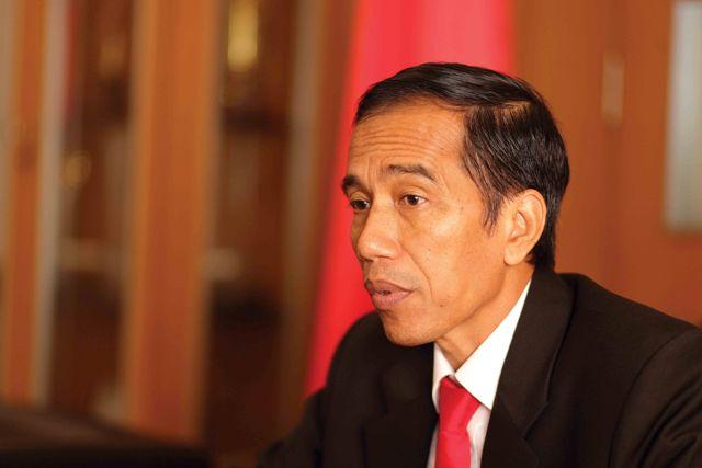 Presiden Joko Widodo. (Foto: Harian Terbit)