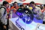 Teknologi ESP Sepeda Motor Honda Sabet Gelar Terbaik