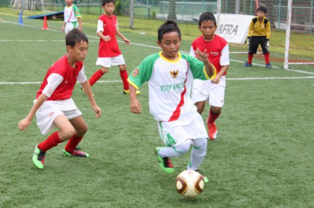 anak sepak bola indonesia