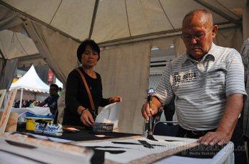 Festival Budaya Jepang Ennichisai 2015. (Foto: Fajrul Islam/SuaraJakarta)