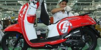 Pasar Turun, Honda Scoopy Tetap Laris