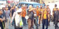 Puluhan Buruh Bogor Terluka Akibat Bentrok dengan Ormas PP saat Unras