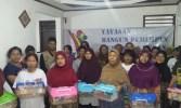 Yayasan Pemuda Jakarta Timur Berbagi Paket Lebaran