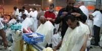 Demi Kesehatan, Jamaah Haji Dihimbau Siapkan Pisau Cukur untuk Tahalul