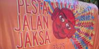Produk Daur Ulang Kecamatan Kemayoran Ditampilkan di Festival Jalan Jaksa