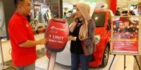 Telkomsel Bagikan Mobil dan Hadiah Jutaan Rupiah di  Mall Grand Galaxy Park Bekasi