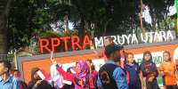 RPTRA Meruya Utara Dipastikan Segera Memiliki Pengelola