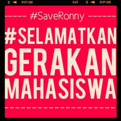 Save Ronny