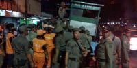 Biasanya Siang Hari, Penertiban PKL di Jakpus Kini Dilakukan Malam Hari