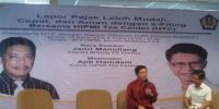 Realisasikan Target Jokowi, HIPMI Tax Center Gelar Sosialisasi SPT Pribadi