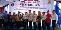 Telkomsel Dukung BI Implementasikan Pilot Project Desa Digital Di Kota Cirebon