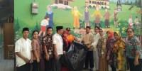 Ubah Persepsi Masyarakat, Kasie Kebersihan Cempaka Putih Giatkan Sosialisasi Bank Sampah
