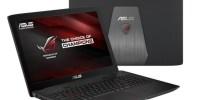 ASUS ROG GL552VX, Notebook Gaming Terjangkau Hadir di Indonesia