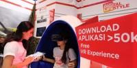 4G Nation Telkomsel Hadir di Jakarta Fair Kemayoran 2016