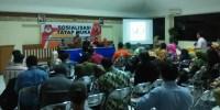 Cerdaskan Pemilih, KPUD Jakpus Gelar Sosialisasi Pilgub DKI Jakarta