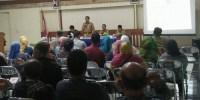 Kasudin Perumahan Gedung Pemkot Jakpus Gelar Sosialisasi RPTRA