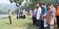 Peringati HUT RI, Petani Desa ini Adakan Upacara di Tepi Waduk Saksi Sejarah Jenderal Sudirman