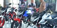 Penjualan Motor Sport Honda Melonjak 130%