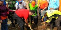 Pemkot Jakpus Tanam 150 Pohon Untuk Penghijauan