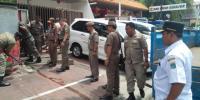 40 Lapak PKL Dibongkar Petugas