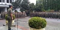 Antisipasi Kerusuhan Pada Demonstrasi 4 November, 600 Satpol PP Ikut Dikerahkan