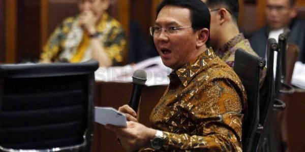 Polisi Dicecar Hakim dan Jaksa dalam Sidang Kasus Penodaan Agama