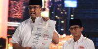 Debat Kandidat, Anies Ungkap Rapor Merah Birokrasi Jakarta