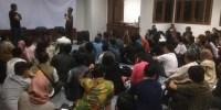 Anti Penggusuran, Muda-Mudi Jakarta Nonton Film Jakarta Unfair