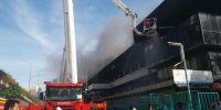 Paparan Walikota Soal Kebakaran Pasar Senen