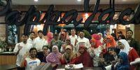 Timses Anies-Sandi Adakan Nobar Debat Pilkada di Kalibata City