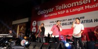 Telkomsel Gelar Private Concert Kahitna dan Virzha