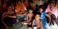 Konflik Meruncing di Rakhine, 77 Muslim Rohingya Tewas
