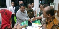 200 Lembaga Masyarakat Kecamatan Kemayoran Ikuti Sosialisasi BPJS Ketenagakerjaan