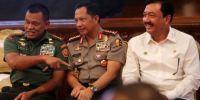 Ada Upaya Benturkan TNI-Polri-BIN, Masyarakat Harus Waspada