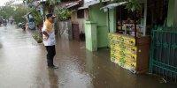 Diguyur Hujan, Semper Barat Kebanjiran