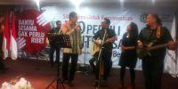 Wagub DKI Hadiri Malam Galang Dana Kemanusiaan PMI